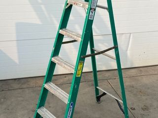 Werner 6ft Step Ladder