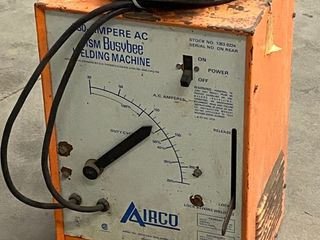 Airco MSM-BusyBee Welding Machine