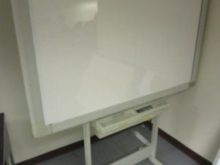 PANASONIC ELECTRIC/ELECTRONIC DRY ERASE WHITEBOARD