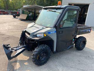 2013 Polaris Ranger Brutus Diesel PTO 4x4