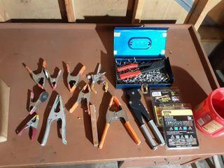 Clamps, Rivet Tools, & Rivets