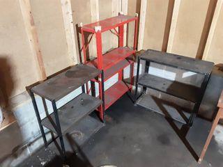 3-Garage Shelves 2-30
