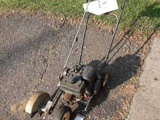 Craftsman 3 HP Edger With New Blades