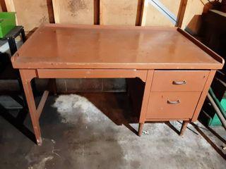 Vintage Wood Desk 51
