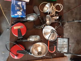 Assortment Of Shop Lights