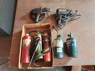 Heat Guns & Propane Torches
