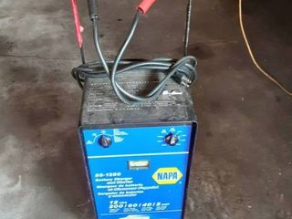 Napa Battery Charger/Starter