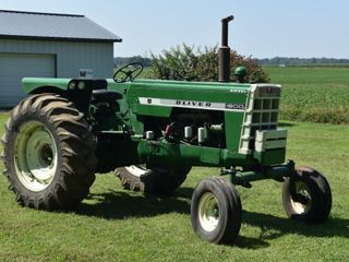 Timpner Tractor Collection Auction