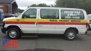 Rural Transit Service-NY #22465