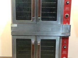 Vulcan Double Convection Oven 5KCP49JN9004AS