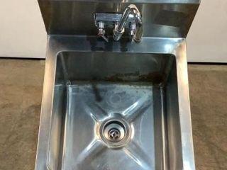 Amtekco Industries Stainless Steel Hand Sink