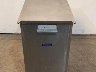 Stainless Steel Flour Bin