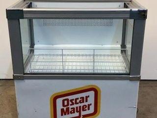 Oscar Mayer Reach In Cooler SC-165W