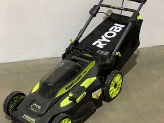 Ryobi Electric Mower