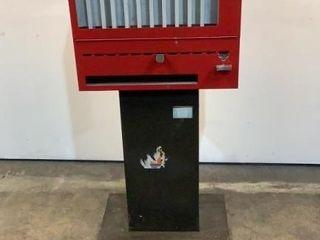 Four Star Manufacturing Vending Machine