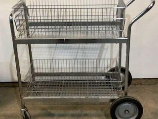 Rolling Pickers Cart