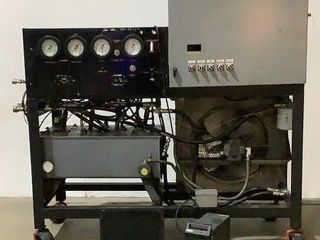 Young ATV Dyno Machine