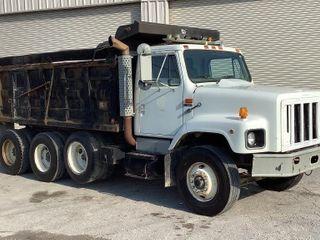 1999 International F-2674 Dump Truck