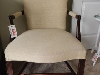 Lot # 4248 - Hickory Chair Co. open arm