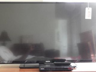 Lot # 4255 - Sanyo model FW43D flat screen TV