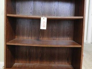Lot # 4266 - Contemporary three tier faux wood