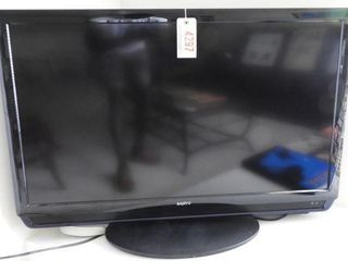 Lot # 4297 - Sanyo model DP42 flat screen TV