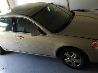 Lot # 4320 - 2008 Chevrolet Impala LS Four Door
