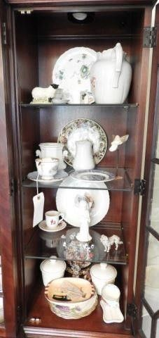 Lot # 4183 - Contents of Right side of cabinet