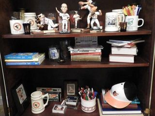 Lot # 4215 - Sports Memorabilia lot: Baltimore