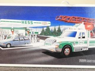 Lot # 4221 - Hess Rescue Truck in original box