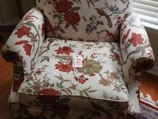 Lot # 4141 - Beachley Furniture Co. floral