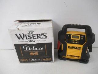 Used  DEWAlT DXAEJ14 Digital Portable Power