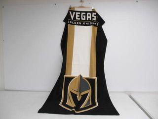 Officially licensed NHl las Vegas 30  x 60  Golden