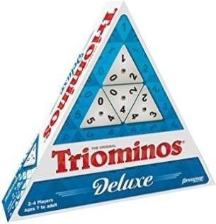 Pressman Tri Ominosr   Deluxe Edition Triangular