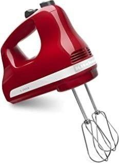KitchenAid KHM512ER 5 Speed Hand Mixer  Empire