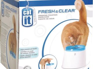 Catit Fresh and Clear Small Drinking Fountain