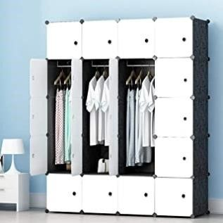 JOISCOPE Modern Portable Closet for Hanging
