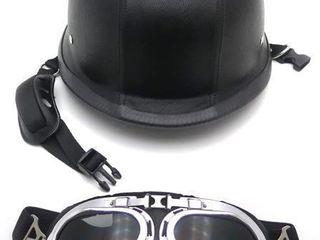 HTTMT MT506 002 M  DOT German Black leather