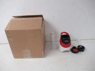 Used  Oster MyBlend Blender  Red  BlSTPB WRD 033