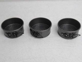 Used  Wilton 2105 2174 Mini Springform Pan  Set