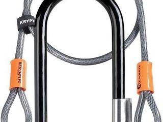 Kryptonite Evolution 11 14mm U lock with