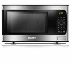 Danby DBMW0924BBS 0 9 Cu Ft  CounterTop Microwave