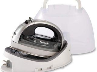 Panasonic NIWl600 Steam Dry Iron  Silver