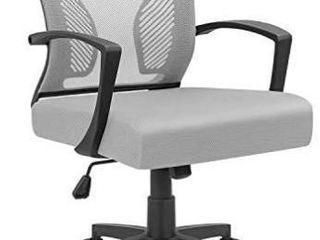 Bossin Adjustable Ergonomic Rolling Office Chair
