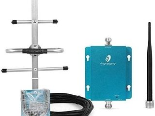 62dB 850MHz 3G GSM Cell Phone Booster with Whip