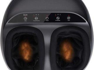 RENPHO Foot Massager Machine w  Heat  Multi level