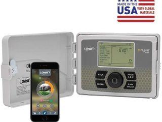 Orbit 57946 B hyve Smart 6 Station WiFi Sprinkler