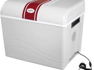 Koolatron P95 Travel Saver Cooler 45 Qt  light