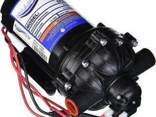 Everflo EF5500 12V Diaphragm Pump Boxed w  1 2