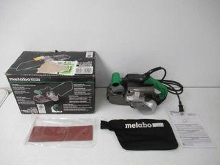 SEE DECl  Metabo SB8V2 Variable Speed Belt